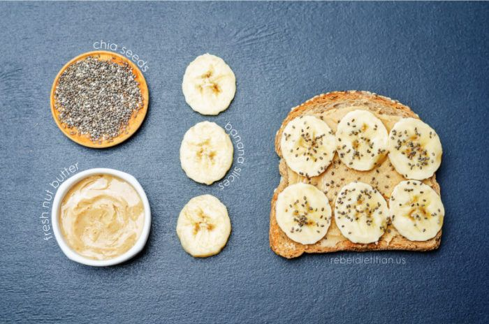 Healthy Snack Ideas | Rebel Dietitian, Dana McDonald, RD