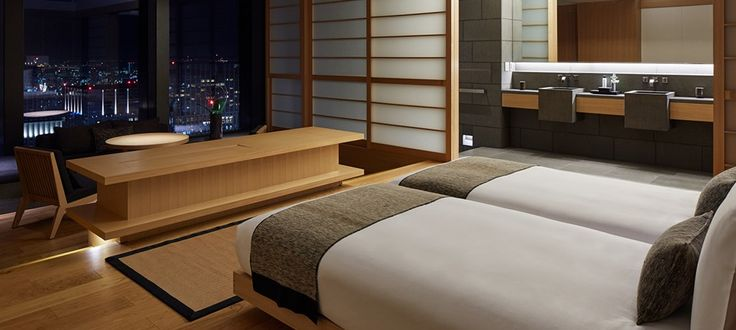 Find the right accommodation for your stay at Aman Tokyo. Deluxe Rooms are the largest entry-level rooms in the city, offering spa Book your stay with Aman today.