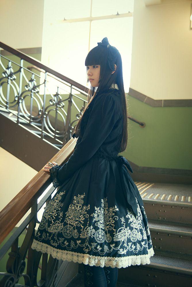 Baby the Stars Shine Bright, Photo rai-takayama Model Kuroro
