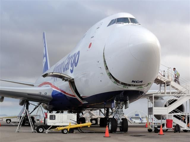 LAX BREAKS 18-YEAR-OLD CARGO RECORD, PROCESSING 2.158 MILLION METRIC TONS IN 2017