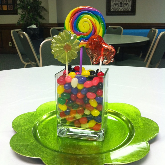 Centerpiece for Children's Ministry meeting | Party Food ...