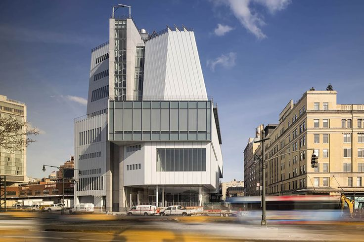 The Whitney Museum / Renzo Piano Building Workshop + Cooper Robertson