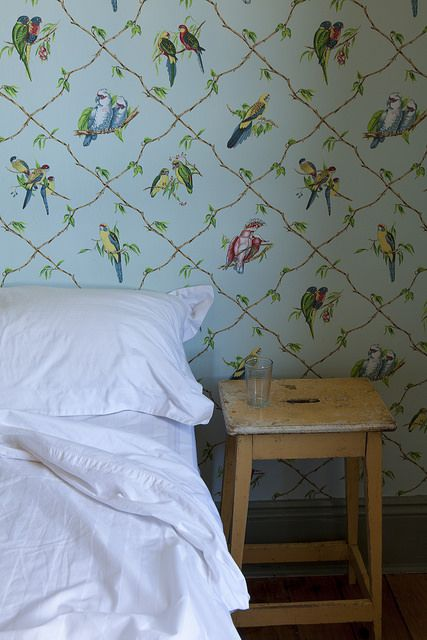 Parrot Room in the Old Schoolmaster's House
