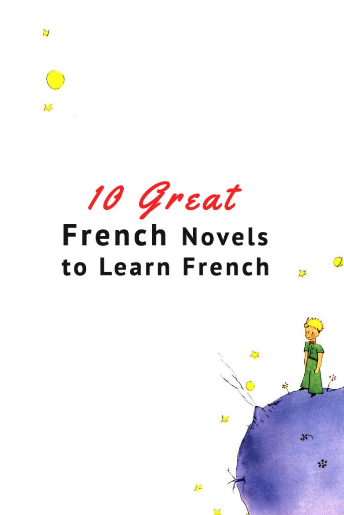 A new article: 10 Great French Novels to Learn French. + I shared some few ways…