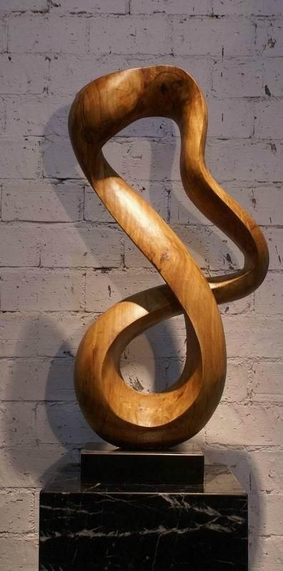 wood carving,abstract wood sculpture 2