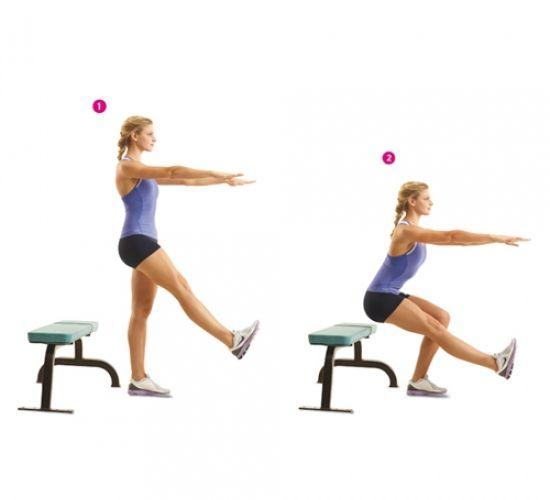 Ponte a prueba: comprueba la fuerza que tienes en tu tren inferior | Fitness | Women's Health