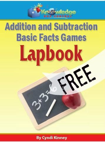 1492 best homeschool math images on pinterest math games coupon code free addition and subtraction basic facts games lapbook limited time save 5 fandeluxe Images