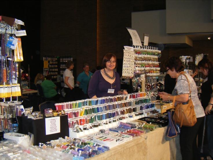 Melbourne Bead Expo Nov 2009