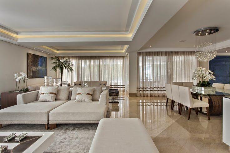Casa moderna sobrado decora o neutra aquiles iara kilaris for Casa moderna 44 belvedere
