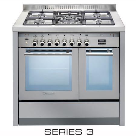 ML106GGESIB3 - Bi Energy Select 100cm Freestanding Cooker