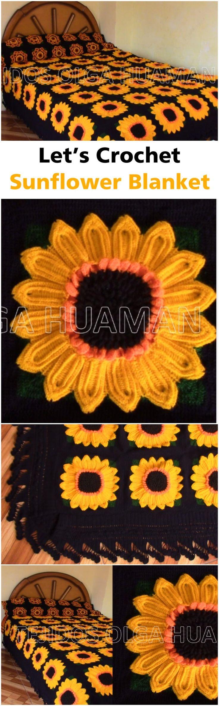 best Пледы крючком images on Pinterest Blankets Knitting