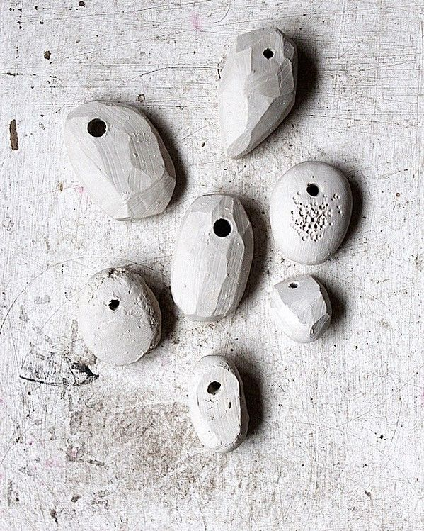Yesterday's #inspiration  #porcelain components for #talisman wall hanging  I was hoping to have this put together for the sale @turningearth starting tonight. Alas I don't think time is on my side but I'll share soon when completed.  @turningearth 2 day ceramics market  11-12 March  Turning Earth E10  11 Argall Avenue  E10 7QE  http://ift.tt/2lBjzkw  #tamaragomezjewellery #pottery #ceramics #turningearth #cockpitarts #clay #spiritinspired #hoxton #eastlondon #design #madeinlondon #hackney…