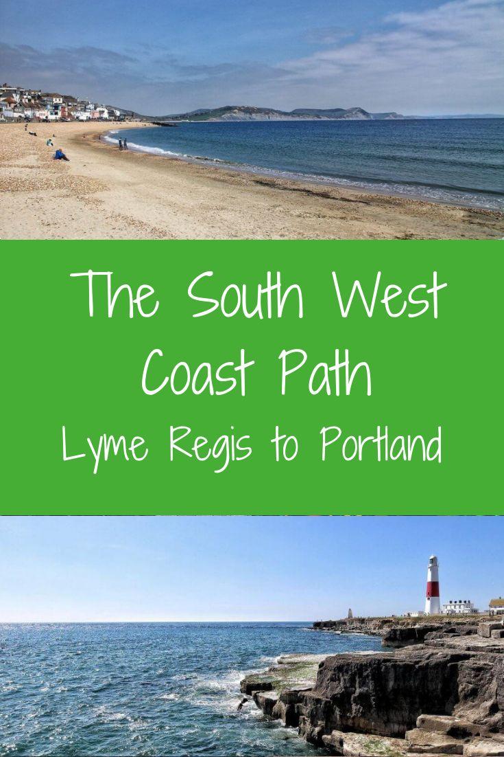 The South West Coast Path: Lyme Regis to Portland