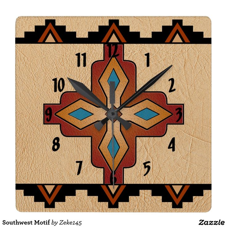 Southwestern Wall Decor best 25+ southwestern wall clocks ideas on pinterest