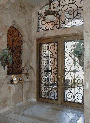 Best 25 Iron Doors Ideas On Pinterest Steel Doors Iron