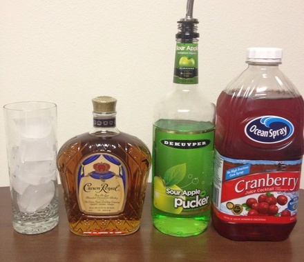 Drinks To Make With Sour Apple Pucker