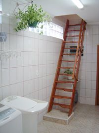 retracting staircase - Google Search