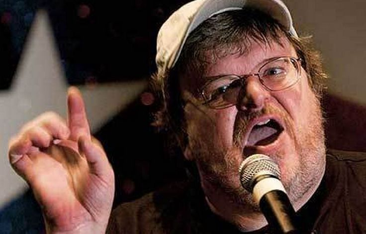 Merchant of hate Michael Moore: 'Christianity is more violent than Islam' Bay State Conservative News on Facebook - https://www.facebook.com/pages/Bay-State-Conservative-News/232712126794242