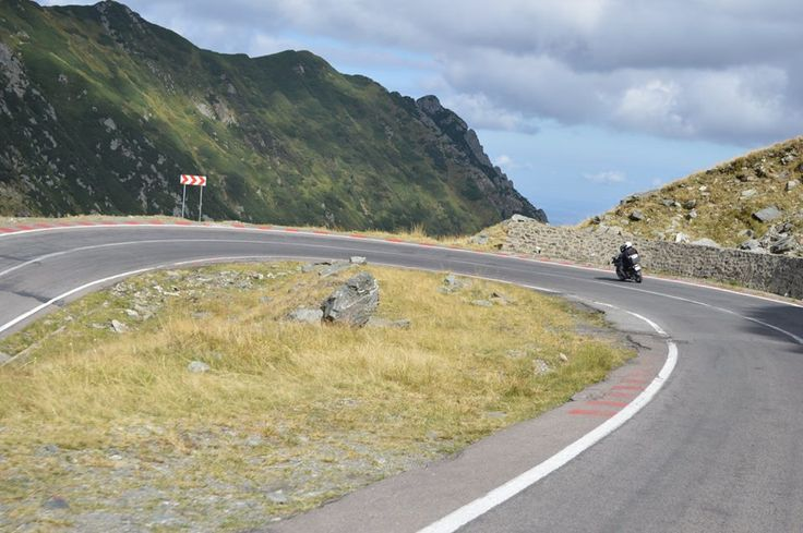 Transfagarasan Road  Motorcycle Ride - the Best in the World