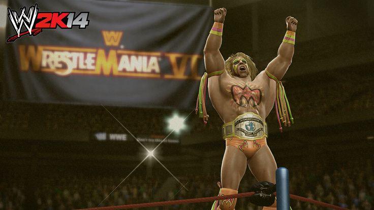Pin by WWE on WrestleMania | Pinterest