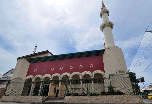 islamic centre in colon | images for islamic centre in colon | wallpaper of islamic centre in colon | photo of islamic centre in colon | picture of islamic centre in colon | A Mosque in Panama | El Centro Cultural Islamico de Colón