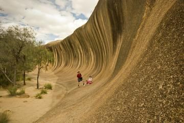 Wave Rock, York, Wildflowers and Aboriginal Cultural Tour from Perth - Perth | Viator