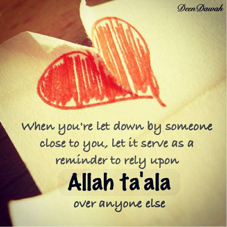 ALLAH only