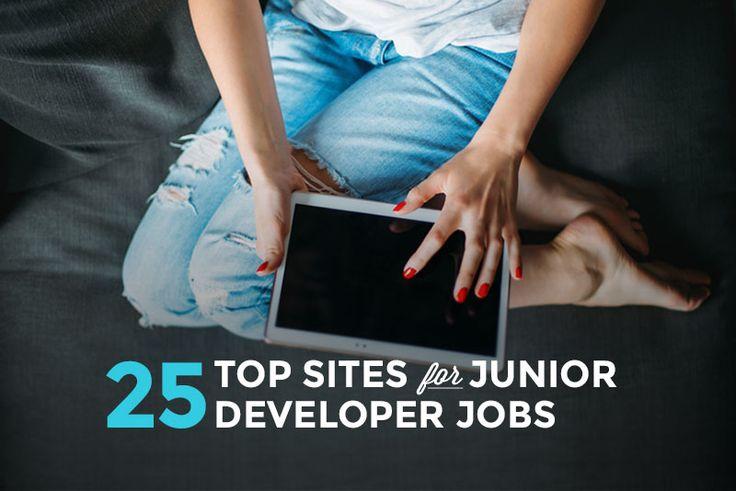 25 Best Job Sites for Finding Your First Developer Job