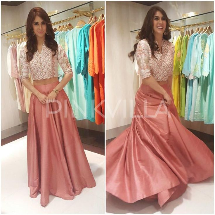 Yay or Nay : Lauren Gottlieb in Anita Dongre | PINKVILLA