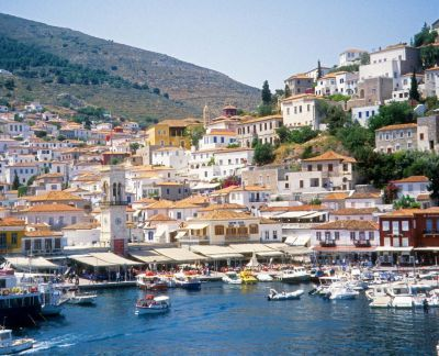 Agia Marina, Egina, Greece