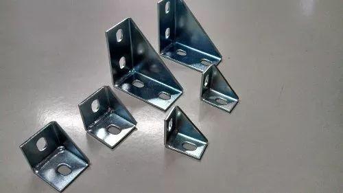 Perfil De Aluminio Estrutural Cantoneira - R$ 3,41