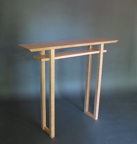 170 best a narrow table images on pinterest console for Narrow console table modern