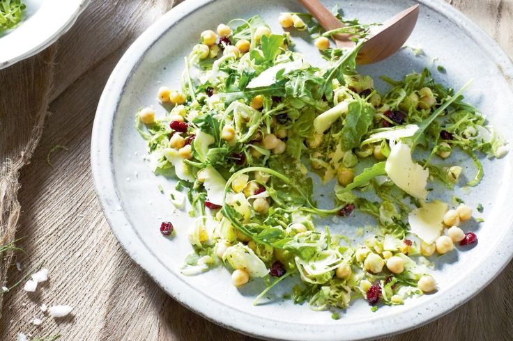 This quick, healthy winter salad is a vibrant mix of colours, flavours and textures.