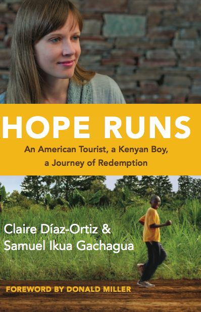 Hope Runs {how God can change your life in the blink of an eye}