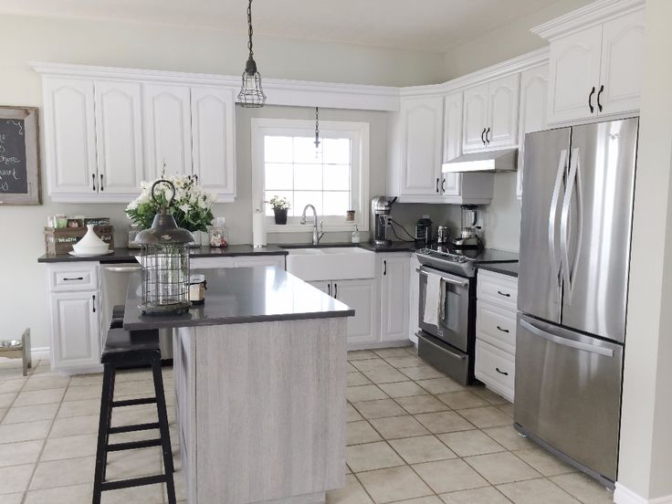 Traditional to Modern Kitchen – After