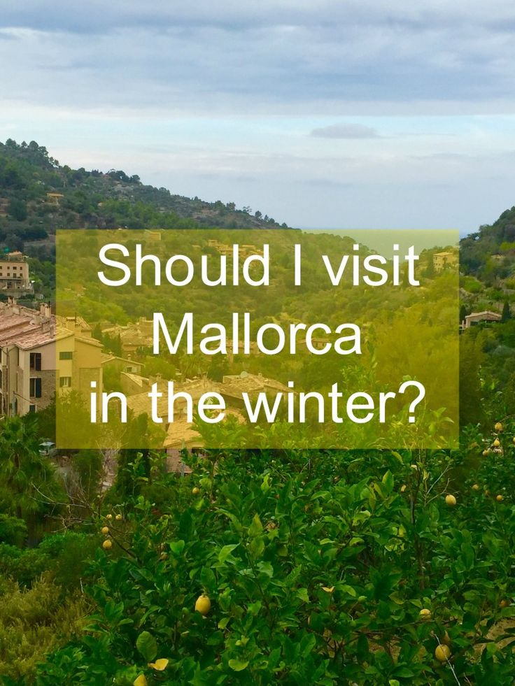 10 reasons to visit Mallorca in winter. Stay in a Travelopo villa for a relaxed holiday whatever the weather.