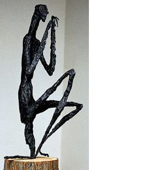 Germaine Richier The Mantis 1946 Bronze French artist born in 1904 in Grans (Bouches-du-Rhône, FRANCE). She died in 1959 in Montpellier (Hérault, FRANCE).