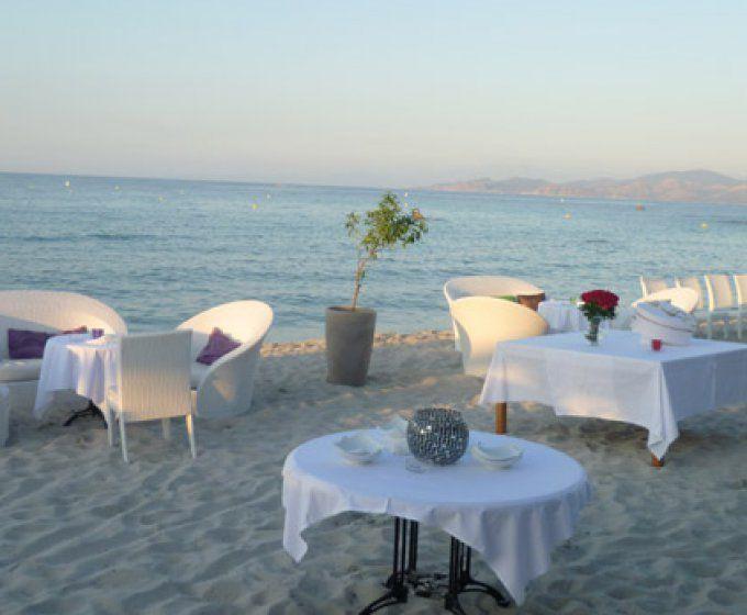 Restaurant A Siesta - Ile Rousse - Corse