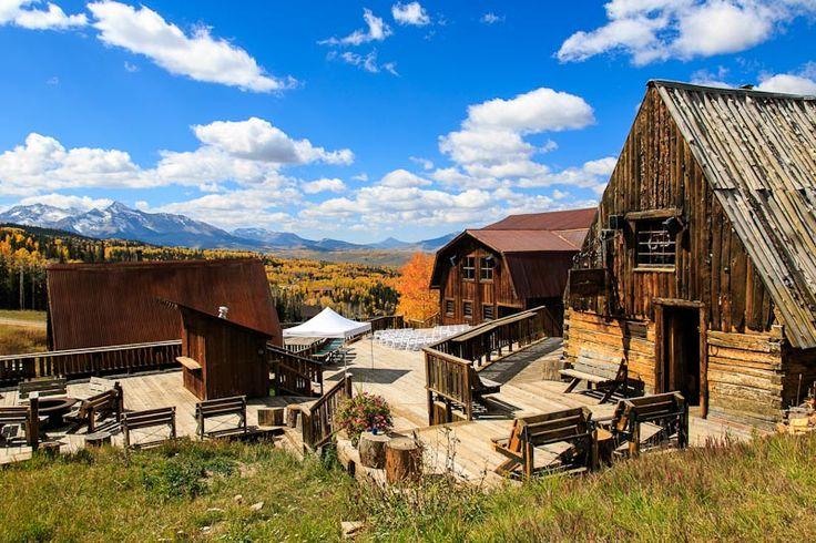 tellurideweddingbookman Colorado wedding venues