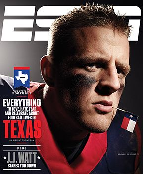 ESPN The Magazine - Gift Subscription Most of the time I'm browsing online but my dad still prefers the printed copy.