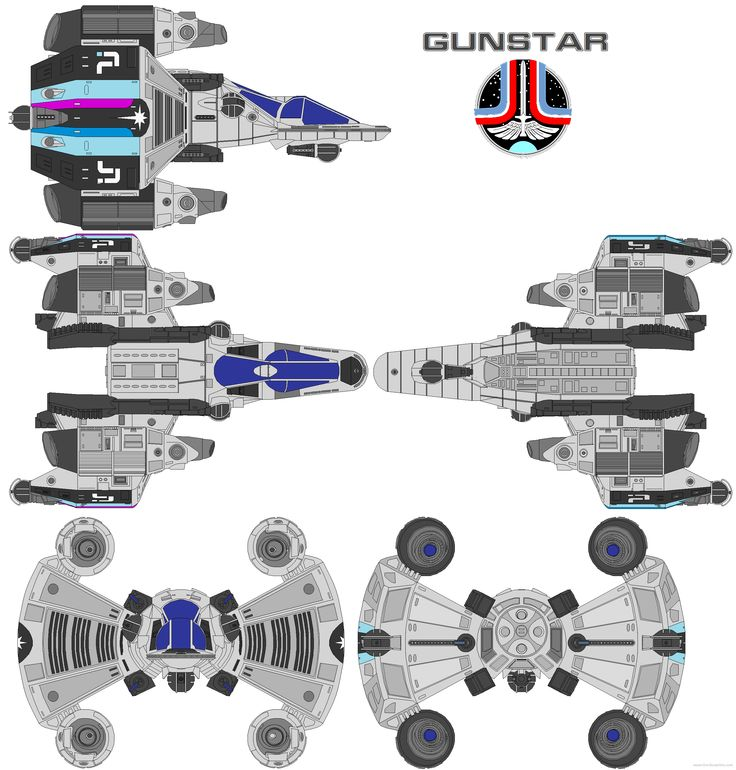 Last-Starfighter- Gunstar design