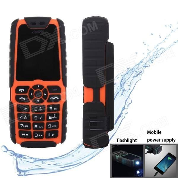 #Flashlight #Mobile #Charger # #Orange #XiaoCai #X6 #Waterproof #GSM #Bar #Phone #W #177 #Screen #Cell #Phones #Cell #Phones # #Accessories #Feature #Phones #Home Available on Store USA EUROPE AUSTRALIA http://ift.tt/2jbX0kM