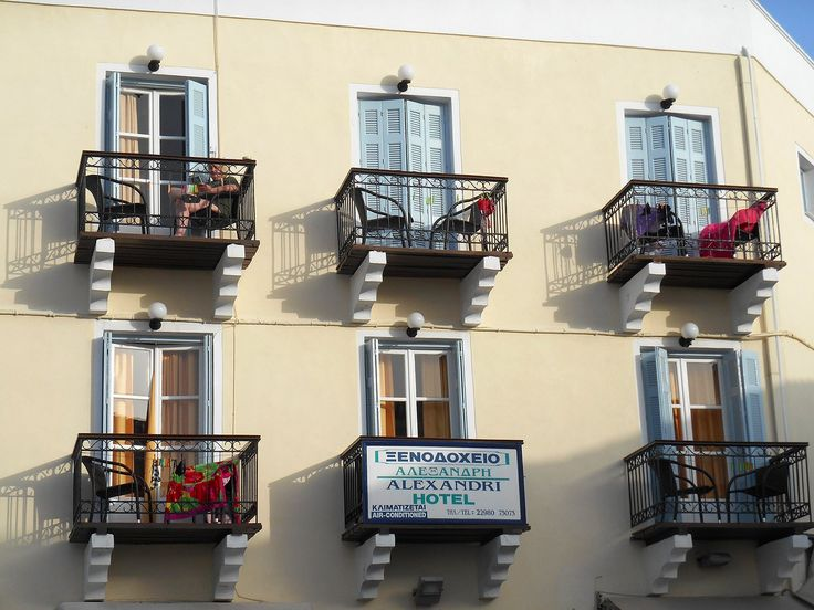 Alexandris Hotel (Spetses Town, Greece)