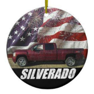 2013 Silverado 2500HD Crew Cab LTZ Z71 Ceramic Ornament