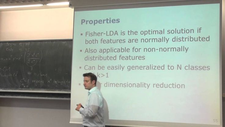 Photogrammetry I - 12b - Dimensionality Reduction - LDA+LLE (2015)