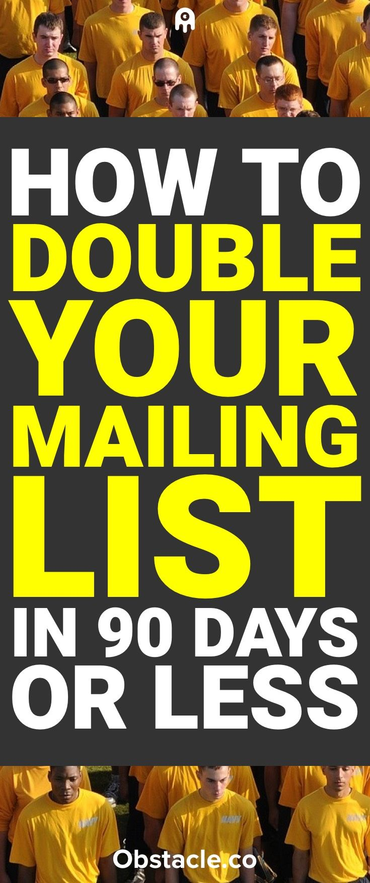 You need to grow your email list, but everything you are trying isn't working. Here are the things you can do to double your email list this month.