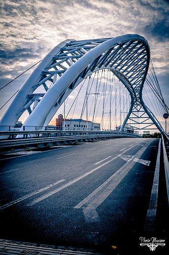 Roma : Ponte della Garbatella