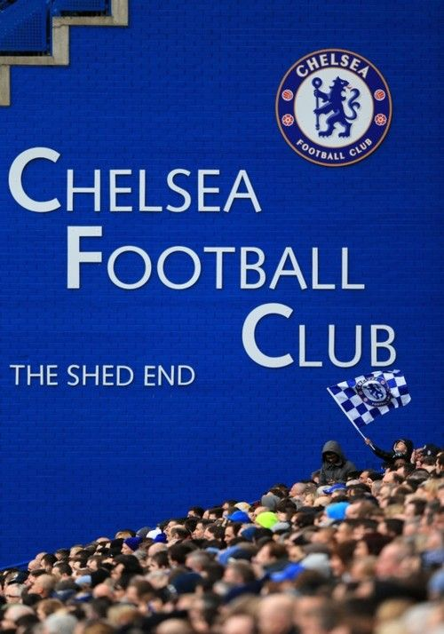 The Shed End - THIS is where I want to stand when I go to the Bridge!  At least once!