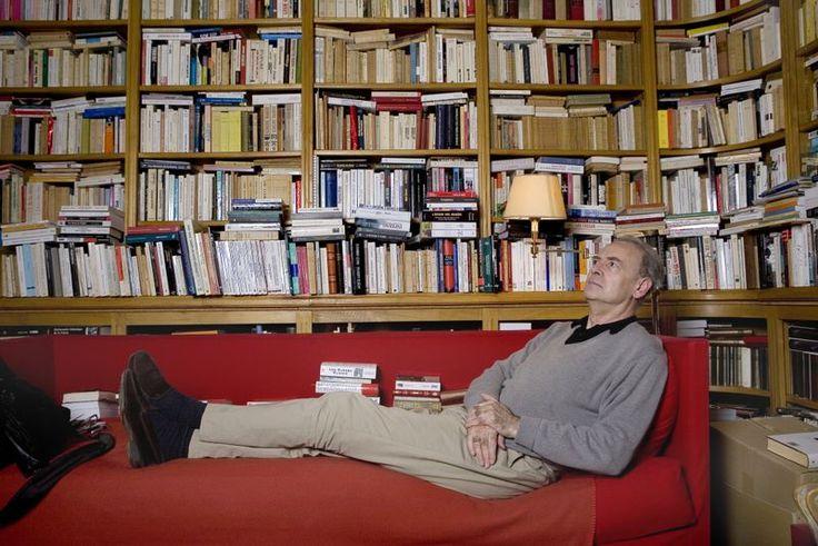 Patrick Modiano. Nobel Prize in Litterature 2014