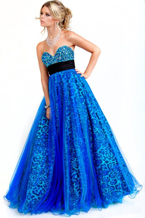1000  images about prom ! on Pinterest - Strapless dress- Pink ...